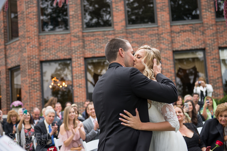 Married Thayer Hotel Wedding West Point NY Alisa Stilwell Photography