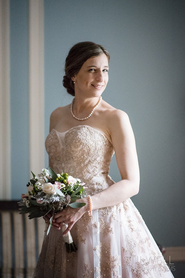 Bride Portrait Westchester Wedding Photography Chappaqua NY