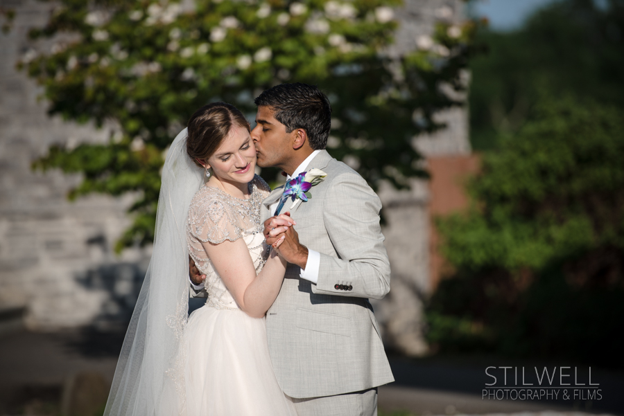 Bride and Groom Hudson Valley Wedding Photographer