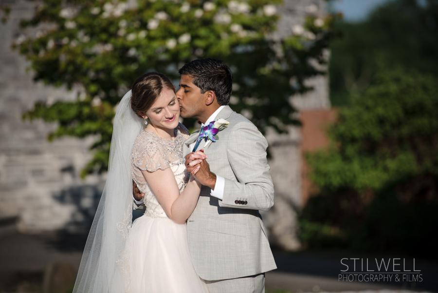 Bride and Groom Hudson Valley Wedding Photographer