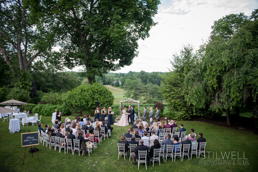 Chappaqua Wedding Crabtree's Kittle House NY
