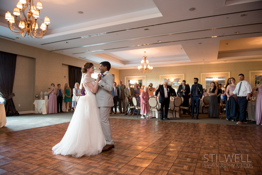 Diamond Mills First Dance Pictures