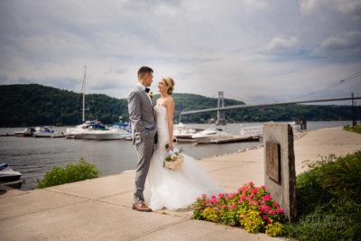 Couple Portrait NY Wedding