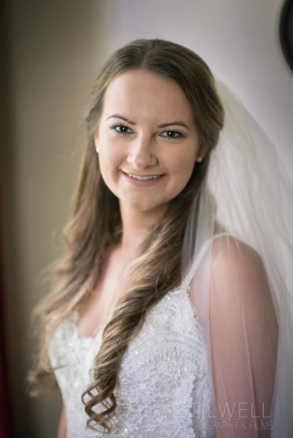 Bride Portrait FEAST at Round Hill Reception