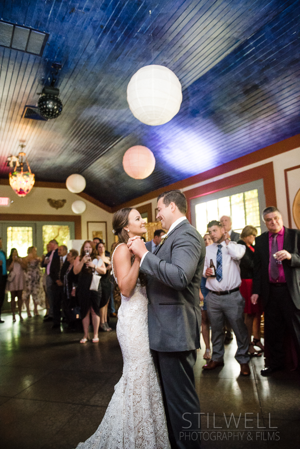 irst Dance Pictures FEAST at Round Hill