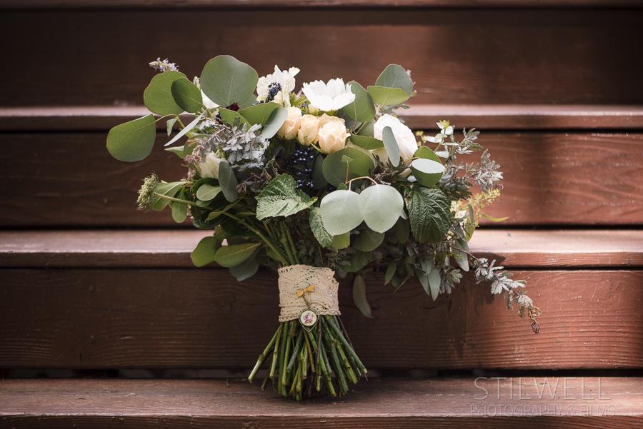 Hudson Valley Wedding Bouquet