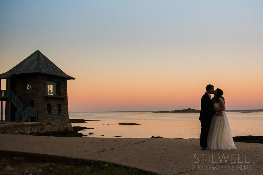 Sunset VIP Country Club Wedding