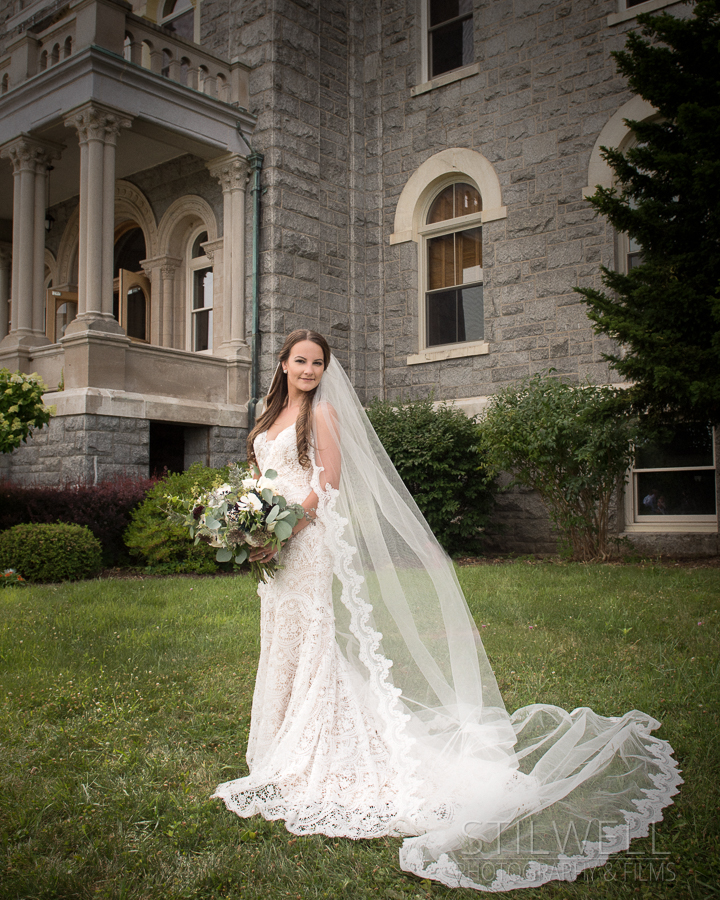 The Bride The Mount Academy Wedding