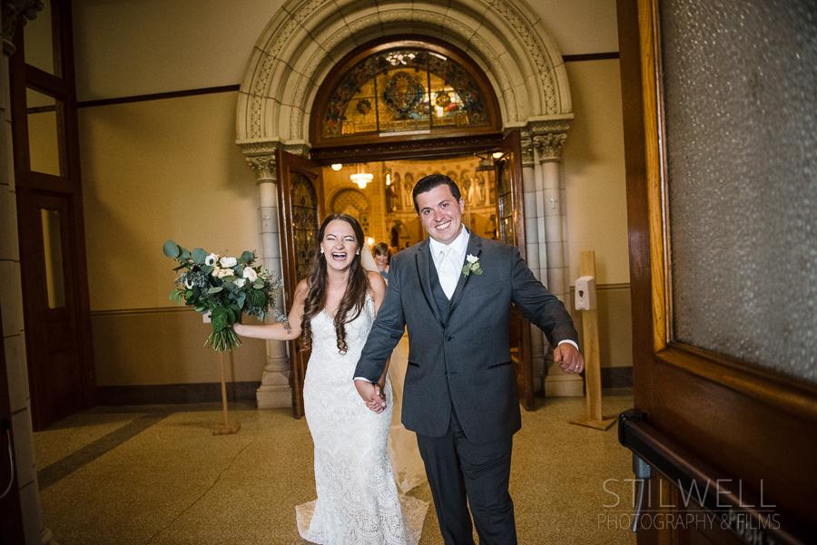 The Mount Academy Wedding Photography