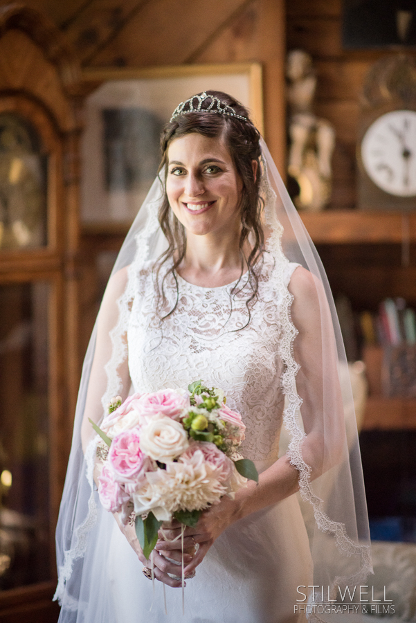 Bride Portrait Photography Hudson Valley Wedding