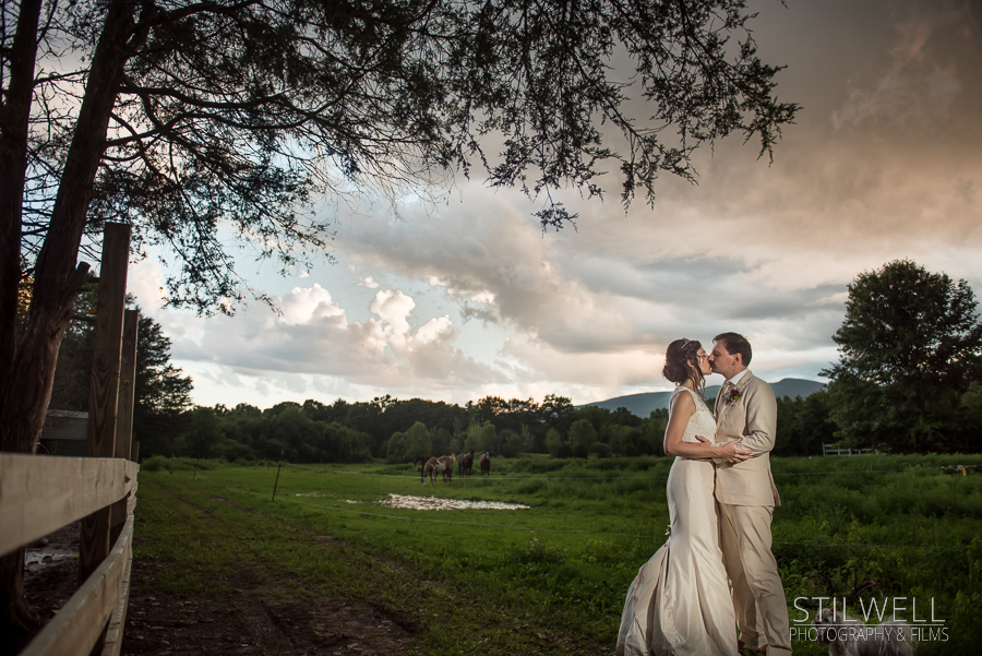 Portrait Photographer Hudson Valley NY Wedding