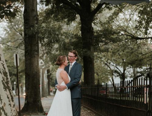 Unique Senate Garage Kingston NY Wedding – Marybeth and Evan
