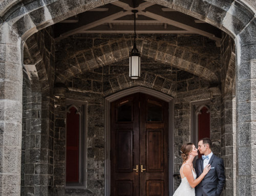 Whitby Castle Rye NY Wedding – Christie & Jeremy
