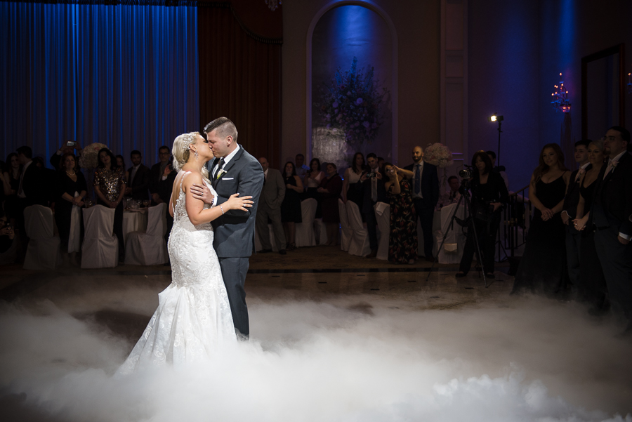 First Dance NJ Wedding Photographer