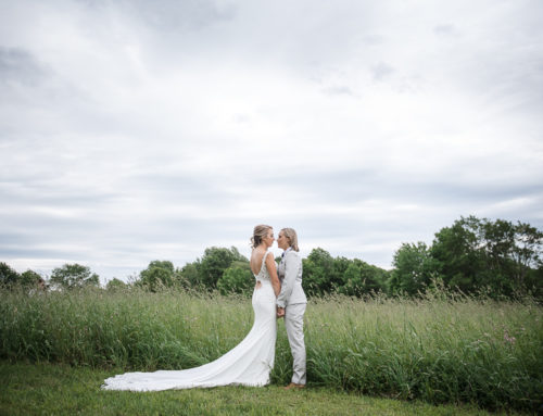 Gilbertsville Farmhouse Wedding | Bridget + Jaclyn