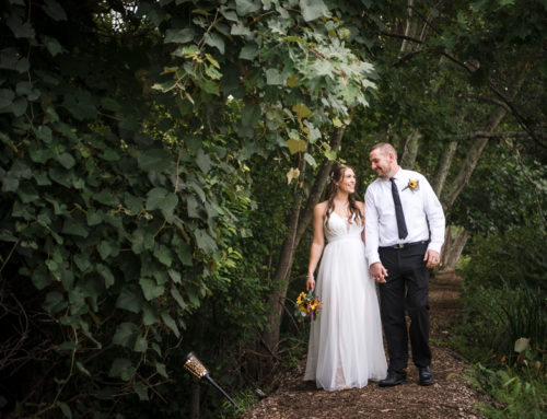 Pine Bush NY Minimony | Cassandra & Joseph